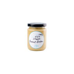 Qra Peanut Butter Smooth 250g