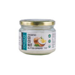 Ohalo Organic Coconut Butter Spread 250g