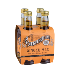 Bickford Mixers Ginger Ale 4x