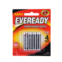 Eveready AAA 4pcs