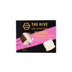 The Hive Reusable Sanitary Pad Liner 1pc