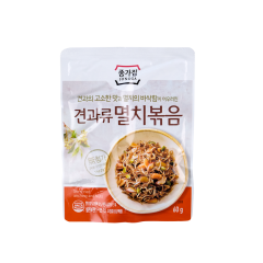 Jongga Stir-Fry Anchovy And Nuts 60g