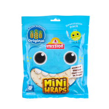 Mission Mini Wraps Original 300g