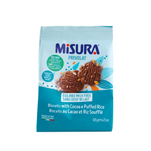 Misura Privolat Cocoa & Puffed Rice 120g