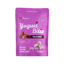 Mulberry Yogurt Bites 30g