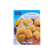 Pacific West Tempura Fish Cocktails 500g